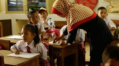 improving teaching  learning  indonesia