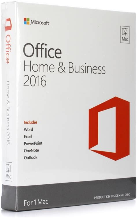 Office Home And Business 2016 Microsoft Office Home Business 2016 For Mac Sweetwater