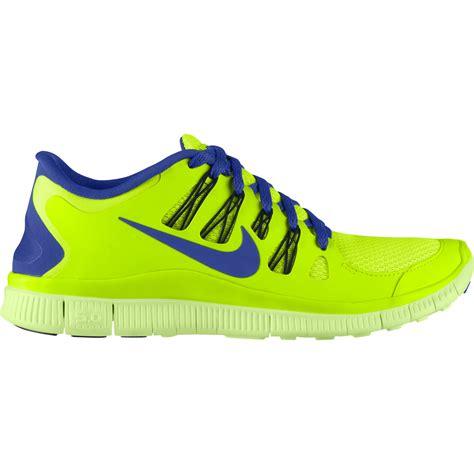 Nike Flower 5 0 nike flower neon running shoes nhs gateshead