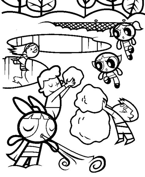 Powerpuff Girls Coloring Pages Coloringpagesabc Com Powerpuff Z Coloring Pages Free