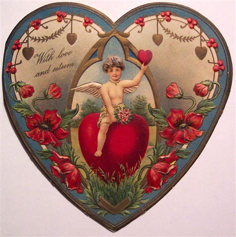 vintage valentines day cards vintage s day card a photo on flickriver