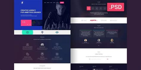 free css templates for online advertising agency free agency website templates psd 187 css author
