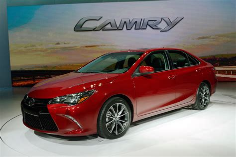 New 2015 Toyota Camry 2015 Toyota Camry New York 2014 Photo Gallery Autoblog