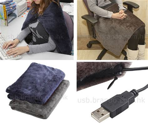 Usb Heating Blanket by Usb Heating Blanket Steadies Your Gamer Touch Gearfuse