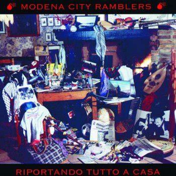 testo ebano ninnananna testo modena city ramblers testi canzoni mtv
