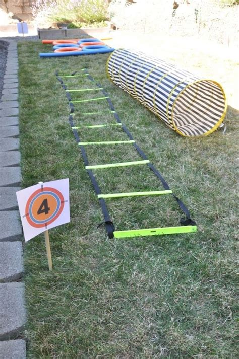 backyard obstacle course ideas 1000 ideas about backyard obstacle course on