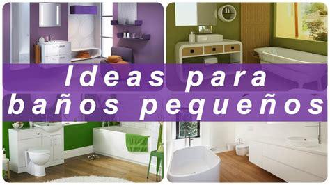 ideas para decorar banos modernos ideas para ba 241 os peque 241 os youtube