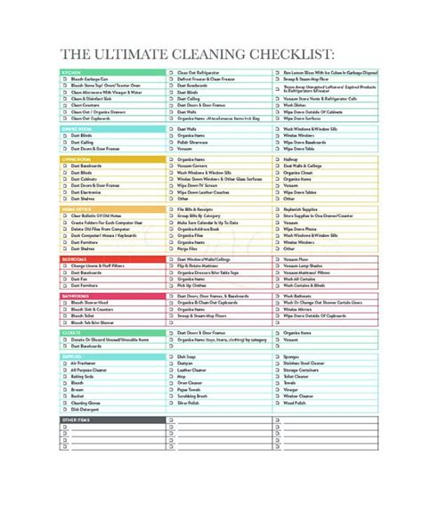 Apartment Moving Cleaning Checklist Awesome Apartment Move Out Cleaning Contemporary