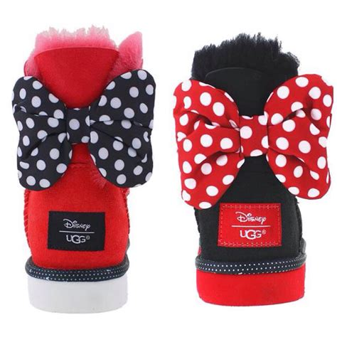 minnie mouse boots minnie mouse ugg boots on the hunt