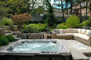 Backyard Designs With Spa » Home Design 2017