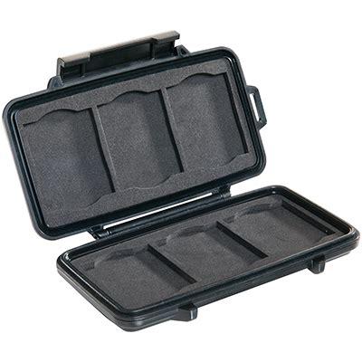 0945 micro memory card case   pelican