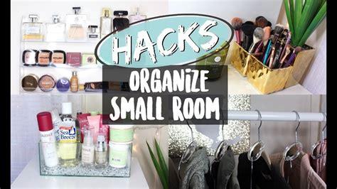hacks  organize  small room nyc apartment youtube