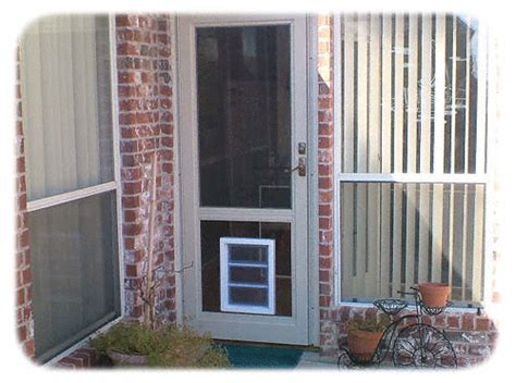 patio doors with built in doggie door home citizen
