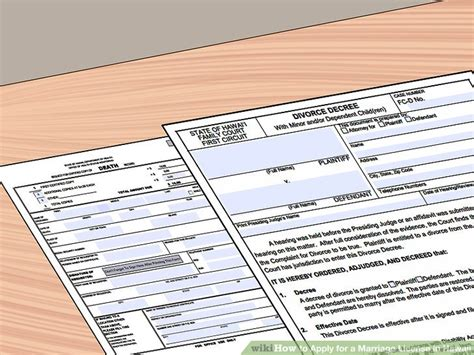 Marriage Records Hawaii How To Apply For A Marriage License In Hawaii 9 Steps