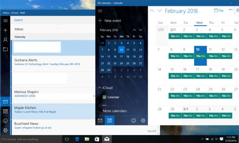 Icloud Calendar How To Set Up Icloud Email And Calendars On Windows 10