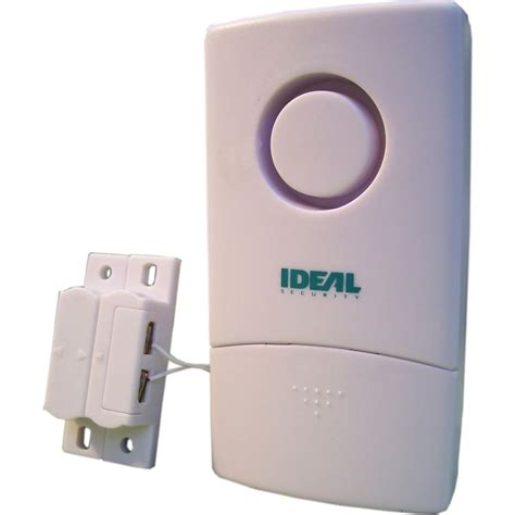 ideal security entry alarm with chime sk605 the home depot