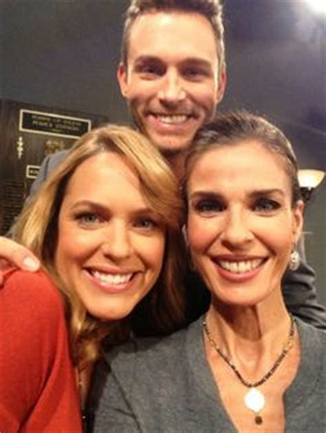 days of our lives eric martsolf and arianne zucker at day shawn christian arianne zucker days of our lives