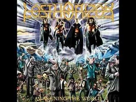Lost Horizon Awakening The World Usa Cd lost horizon of fate