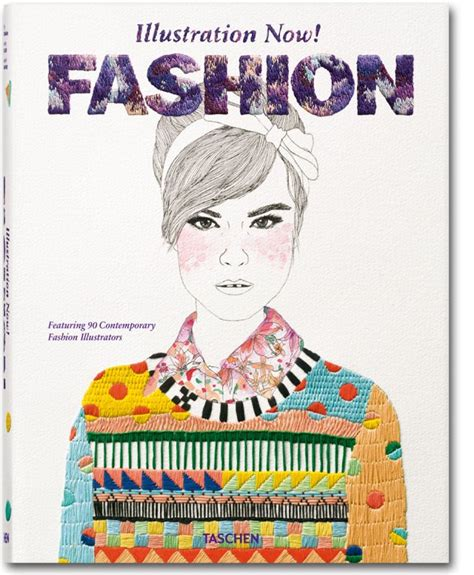 illustration now fashion taschen books