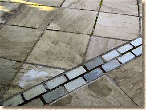 How To Do Pointing On Patio by Pavingexpert Re Jointing A Patio Or Driveway
