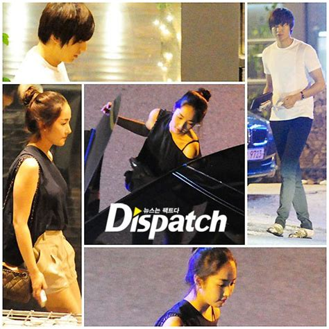 what is the relationship between lee min ho and ku hye sun the rumor of lee min ho and park min young dating