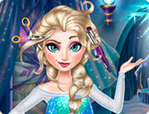 haircut games anna elsa frozen real haircuts girl games