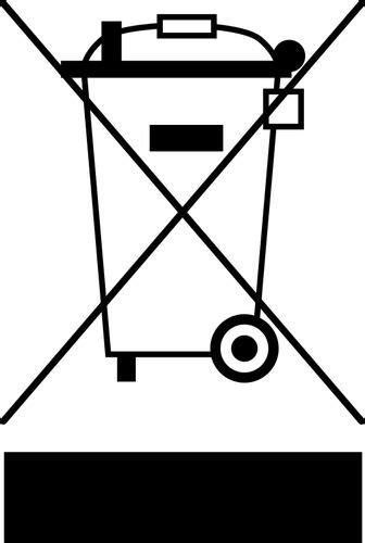 Avyttring symbol | Public domain vektorer