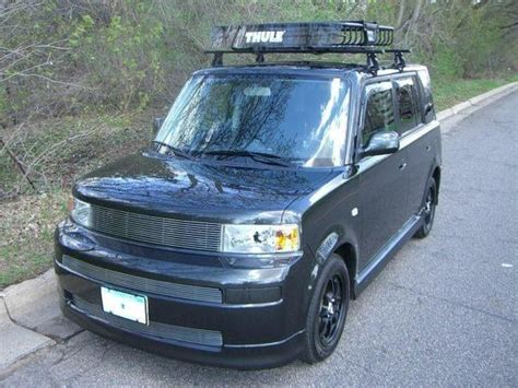 2005 Scion Xb Roof Rack by Mnblackbox S Profile In Mn Cardomain