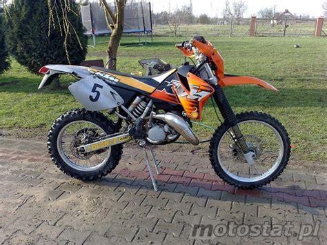 2000 Ktm 125sx 2000 Ktm Exc 125 Moto Zombdrive