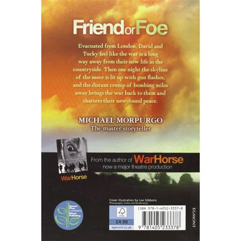 friend or foe english wooks