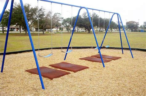 swing mat swing safety mats swing set rubber protection mats