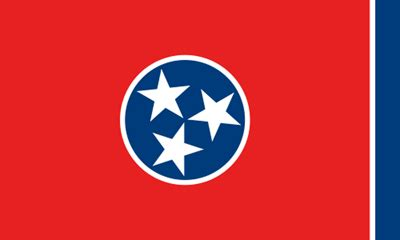 tennessee flag and description and tennessee seal