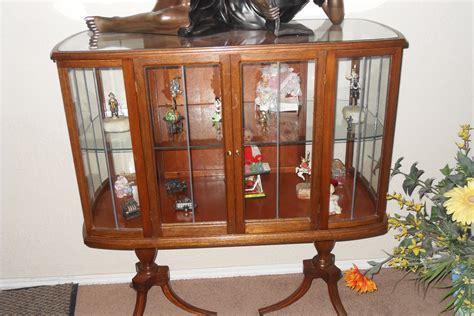 curio cabinets for sale unique curio cabinet for sale antiques com classifieds