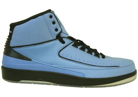 air jordan retro ii  qf  carolina blue