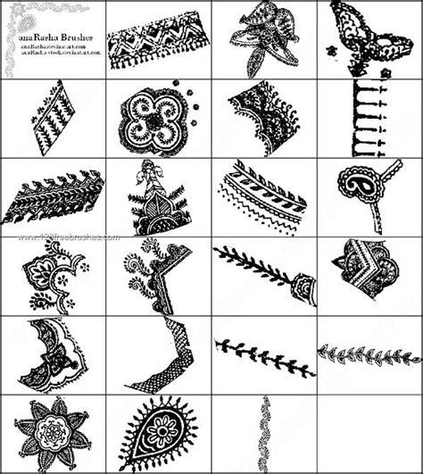 arabic patterns for photoshop free photoshop brushes at henna designs brushes free photoshop free brushes