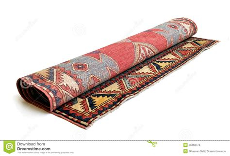 rolled up rug rolled carpet stock images image 26168774