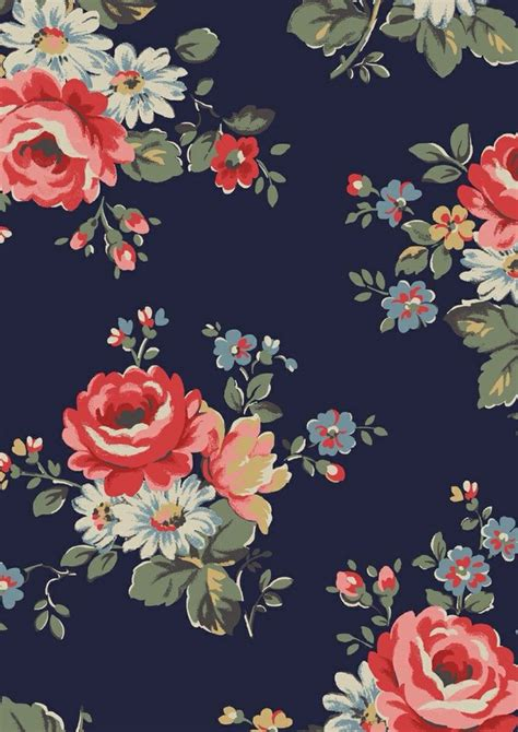 flower pattern lock cath kidston image 2337912 by patrisha on favim com