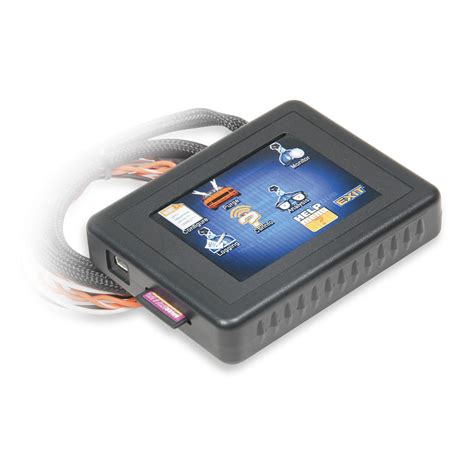Lcd Touchscreen 146gd1gandromax R nos 15975nos launcher progressive nitrous controller with lcd touch screen