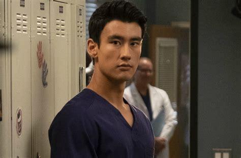 grey s anatomy nico kim actor who plays gay surgeon niko kim on grey s anatomy alex