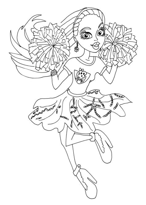 monster high ghouls coloring pages 17 best images about monster high on pinterest coloring