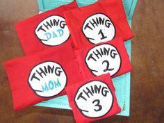 dr suess family shirts thing 1 mom of all things so cute