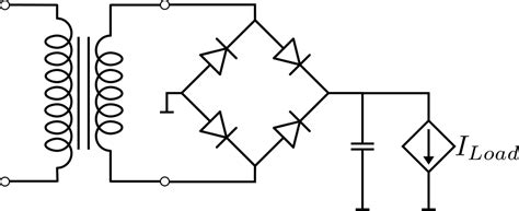 diode bridge rectifier purpose project epsilon linear regulated bench power supply