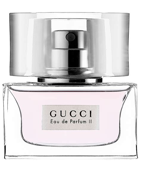 gucci eau de parfum ii gucci perfume a fragrance for 2004