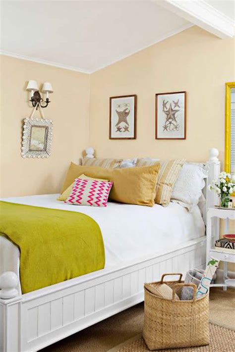 Warme Farben Schlafzimmer by Warm Bright Bedroom Colors