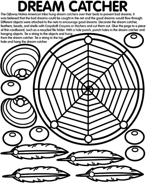 coloring pages of dream catchers dreamcatcher coloring pages coloring home