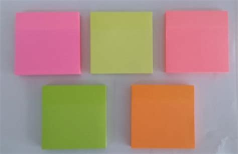 Post It Note Memo Sticky Stick Notes Pastel Rainbow Color 3 x 3 office post it sticky notes pastel write a memo 100