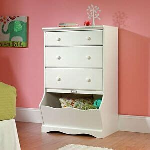 kids bedroom furniture white dresser toy box girls armoire storage wood chest ebay