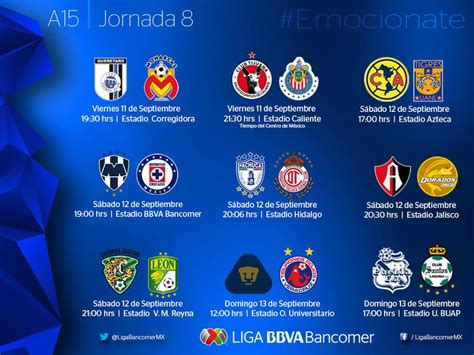 Calendario Liga Mx Apertura 2015 Calendario De La Liga Mx 2016 Search Results Calendar 2015