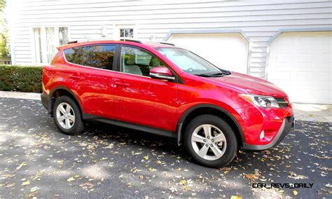 toyota awd road test review 2014 toyota rav4 xle awd