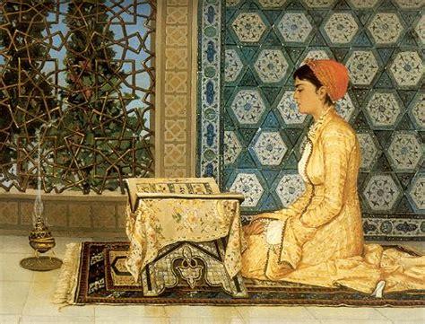 Peinture Ottomane by Osman Hamdi Bey Resimleri Bakimliyiz